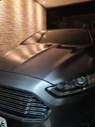 Ford Fusion Titanium FWD 2014 Com Teto e Baixa KM