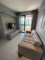 Apartamento para alugar com 2 dormitórios em Aflitos, Recife cod:L1355
