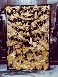 Quadro dourado