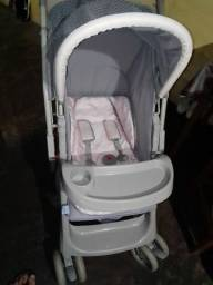 Vendo esse carrinho de bebê Galzerano bem conservado