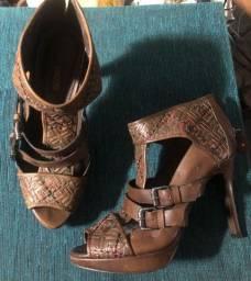 Sapato 35 Arezzo