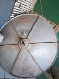 Antena usada da sky