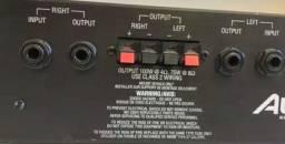 Amplificador Alesis RA100