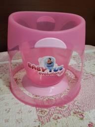 Banheira tipo ofurô Baby Tub Evolution - 0 a 8 meses