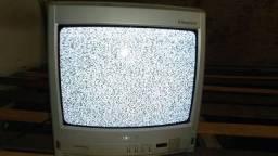 """Vendo TV funcionando perfeitamente de 14""""polegadas"""