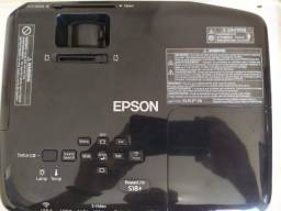 Projetor Epson PowerLite S18 + Garantia de 6 Meses