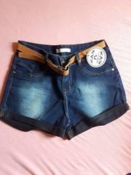 Shorts e calças peças novas muito barato
