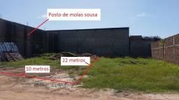 Terreno em Sousa 220 m² - próximo à BR 230