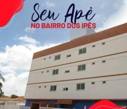 Apartamento no Bairro dos Ipês com 1 e 2 Quartos sendo 1 Suíte R$ 145.000,00
