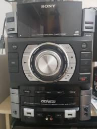 Sony Genezi MHC GTR6H 800W (Acc cartão)
