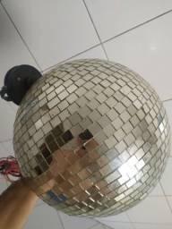 Vendo Globo Espelhada