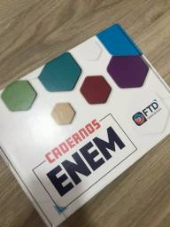 LIVROS ENEM FTD