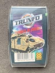 Título do anúncio: Jogo de Cartas Super Trunfo - Tanques de Guerra