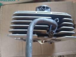 Cilindro com pistão e anéis de Suzuki intruder