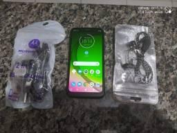 Motorola Moto G7 Play, 32GB Armazenamento, funciona tudo