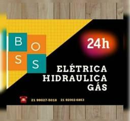 Gasista/ Hidráulico / Eletricista