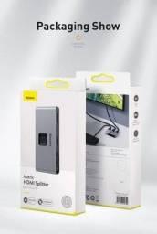 Adaptador Baseus Switch HDMI 4K
