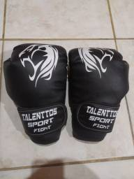 Luva de boxe