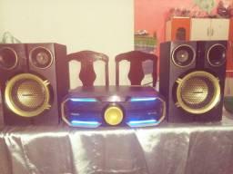 Mini hi-fi system FX30 PHILIPS