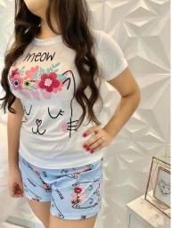 Pijama sob encomenda