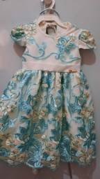 Vestido Infantil Cattai - Festa