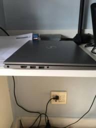 Notebook Dell - Inspiron 13 5000 2 em 1 - usado e bom estado