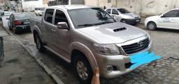 Vende-se Toyota Hilux 2012 Diesel, Veículo  impecavel e completa