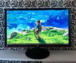 Monitor Gamer AOC 1080p 75hz em Ipatinga