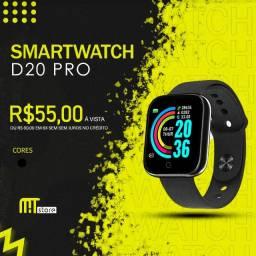 Smartwatch D20 Pro Inteligente
