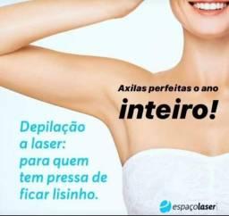 DEPILAÇÃO A LASER!!!!!!? FEMININA E MASCULINA