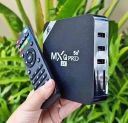 Aparelho P/transformar Sua Tv Em Smart Completo 8+128gb/4k