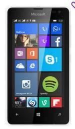 Smartphone Microsoft Lumia 532 Dual chip DTV branco