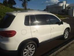 VW/ Tiguan 2.0 Aut - 2012 -Branca