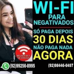 tv a cabo com internet wifi
