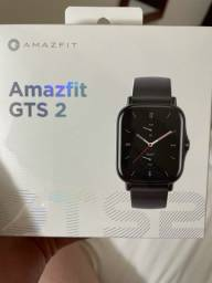 Amazfit GTS 2 preto - LACRADO na caixa