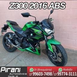 Z 300 ABS 2016!