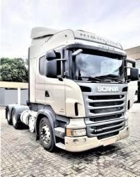 Vendo Caminhão Scania 2013