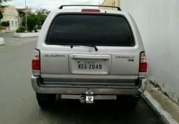 Vendo hilux sw4 ano 2001 - 2001