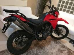 Yamaha Xt600R Vermelha - 2009