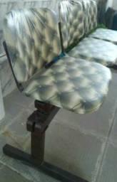 Cadeira de espera - longarina