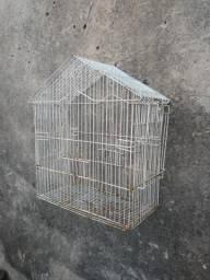 Gaiola pra calopsita periquitos ou agapornis, troco por aquário