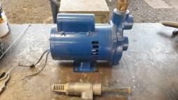 Moto bomba - motor poço artesiano