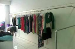 Araras para roupas inox 62 98193 6972