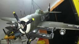 Aeromodelo p40 vem de zap 990658120