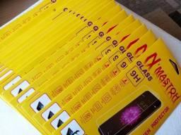 Películas De Vidro Temperado, diversos modelos de celulares disponíveis