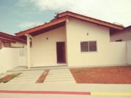 Casa para ser financiado em condominio(2 quartos s/1 suite)