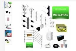 Cerca Elétrica Intelbrás 5001 com acessórios - Nova na caixa!