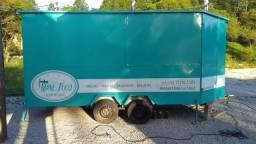 Alugo ou vendo Food Truck Ano 2017
