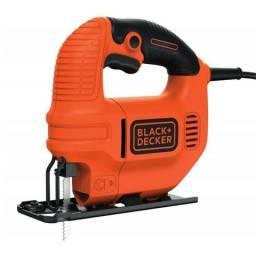 Serra Tico-tico 420w 220v Black Decker Ks501