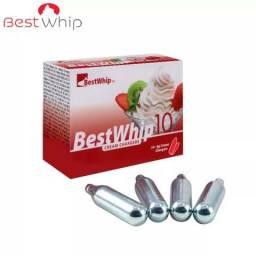 Capsula para chantilly bestwhip com 10